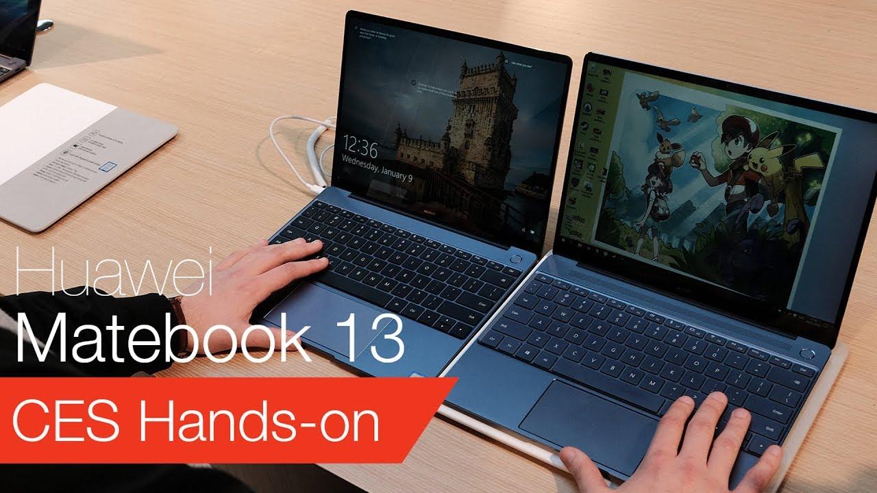 "Huawei MateBook X 13"""